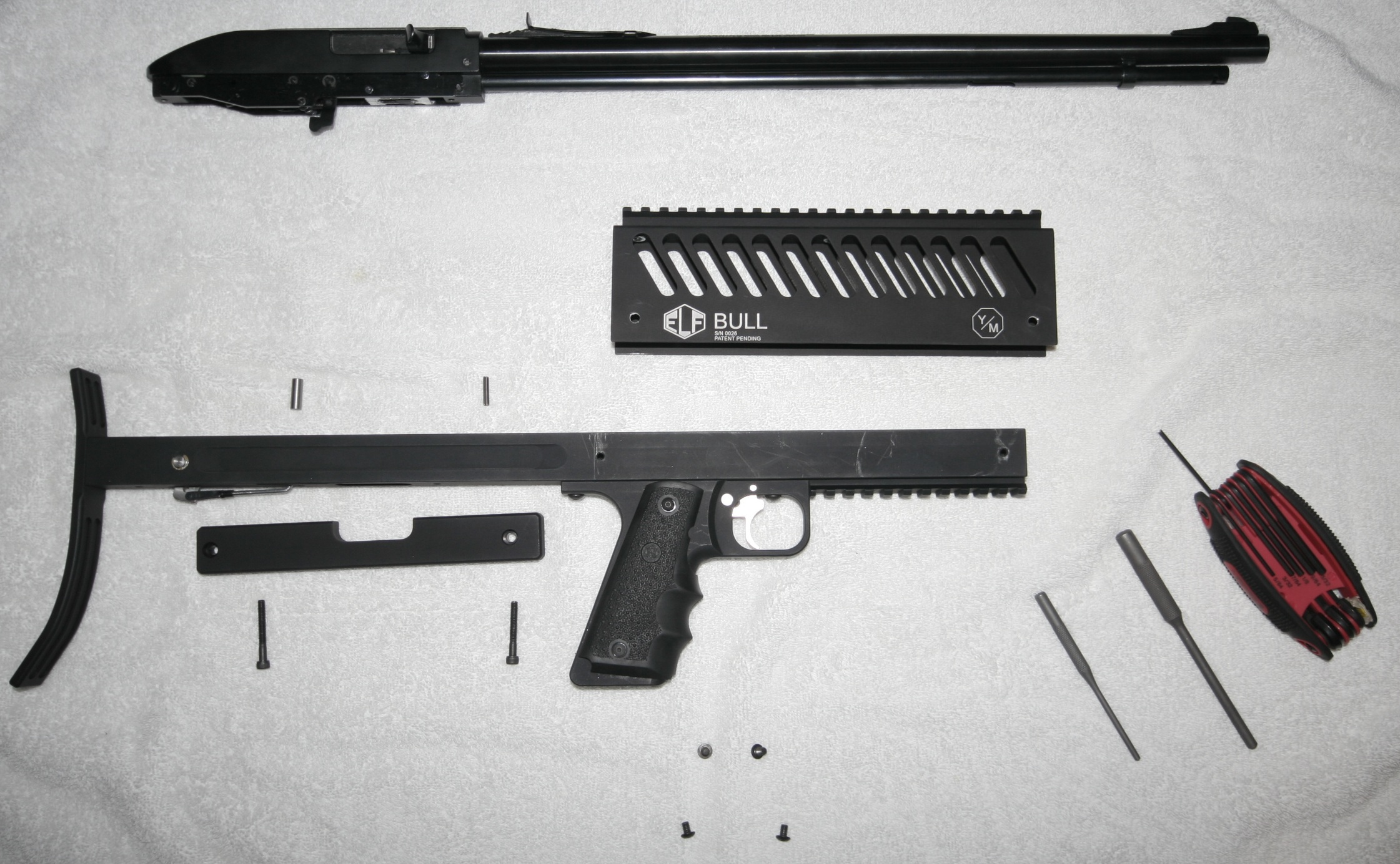 Cqb Varmint Terminator Trck D Out Marlin 60 Thoughts From Dillon